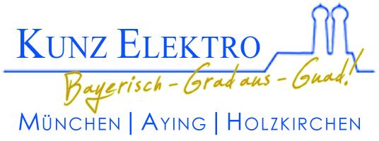 Kunz Elektro München – Holzkirchen – Aying